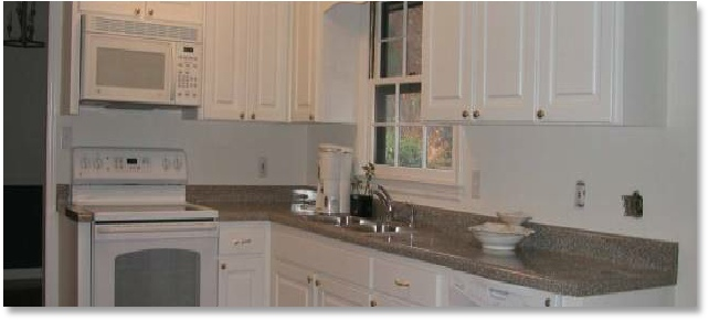 Remodeled Kitchen Raleigh